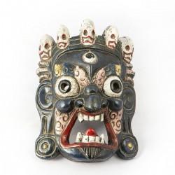 Máscara Mahakala tibetano...
