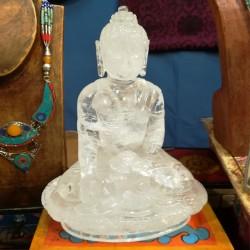 Buda en Cuarzo