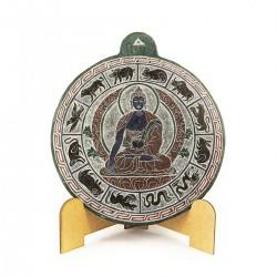 Buda y calendario tibetano...