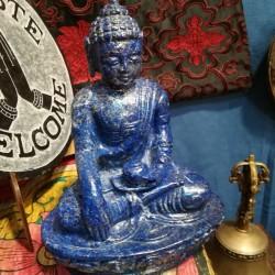 Buda en Lapislázuli