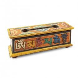 Caja madera para incienso N1