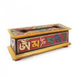 Caja madera para incienso N3