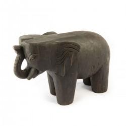 Elefante tallado