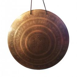 Gong nepal / tibetano 3,200...