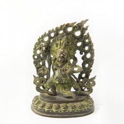 Estatua Mahakala bronce