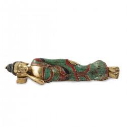 Buda reclinado piedra