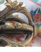 Campana Tíbet y Dorje