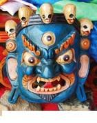 Máscaras Tibetanas