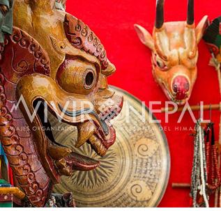 Vivir Nepal Tienda Online