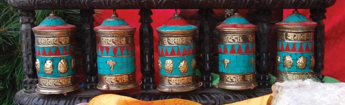 Artesanía Tibetana
